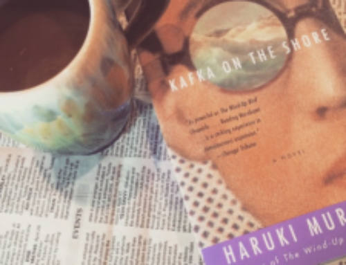 Reading Up an Appetite: Stir-Fry Inspired by Haruki Murakami