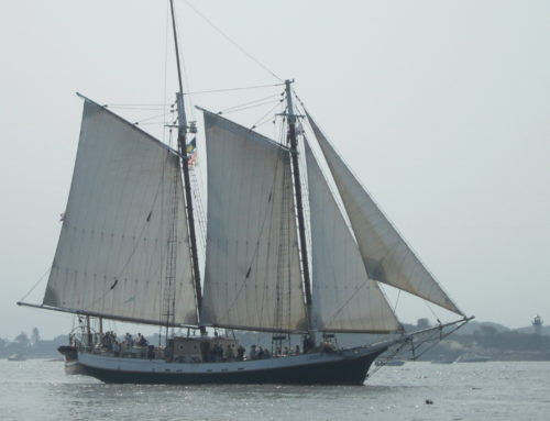 Gloucester's Schooner Fest Celebrates the City's Past
